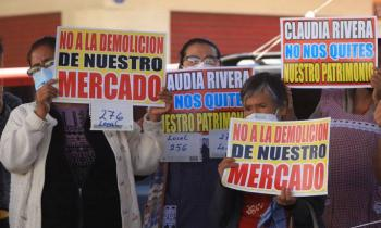 Mercado Amalucan, entre el encono, la incertidumbre y el lucro