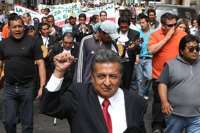 Comisión permanente de San Lázaro posterga desafuero de Saúl Huerta