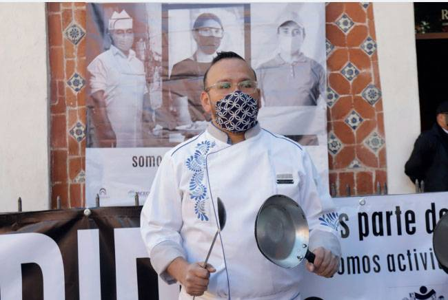 Covid provoca caída de ingresos en familias poblanas