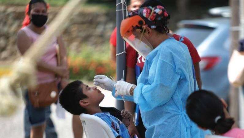 En riesgo más de 30 mil menores en Puebla por comorbilidades