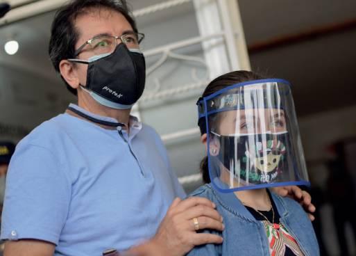 Tercera ola de Covid-19 en Puebla comienza su declive