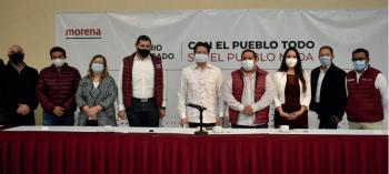 Antibarbosistas exigen presidir comisiones tras recibir constancia