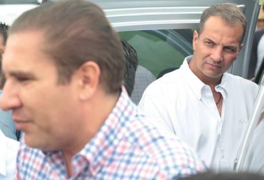 Exsecretario de Infraestructura Diego Corona enfrenta cuatro denuncias por despojo