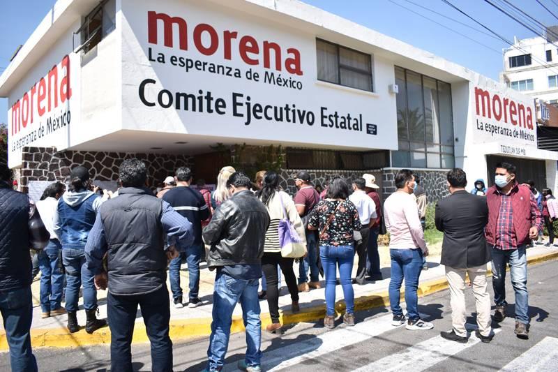 CEN de Morena nombrará a nuevo delegado en Puebla