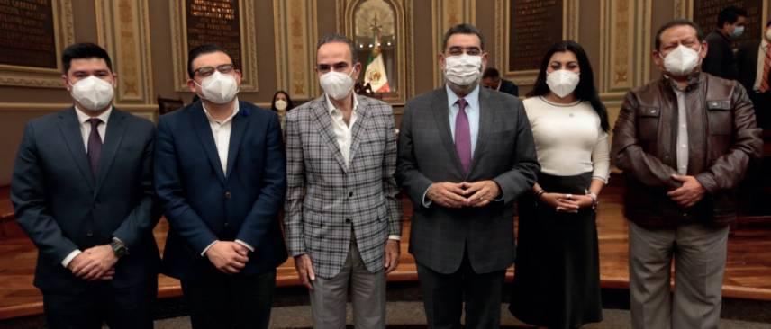 Fracasa bloque antibarbosista, nombran a Céspedes al frente de Congreso local