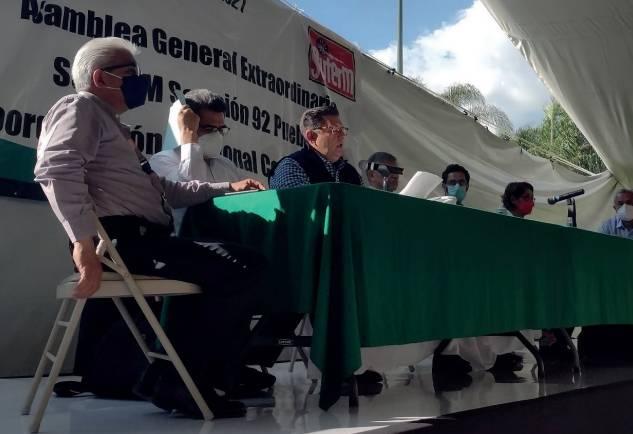 Clan Carreto declara guerra a dirigencia nacional del SUTERM