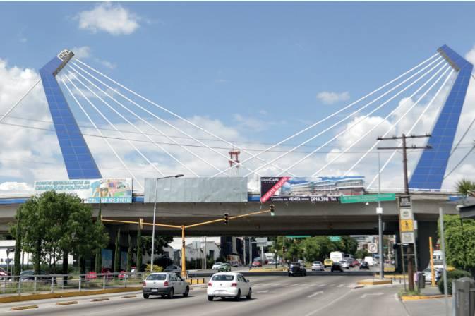 Moreno Valle pone tirantes falsos en 22 puentes y paga 83.3 mdp