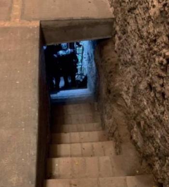 FGE catea residencias de El Toñín y encuentra túnel de escape