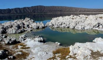 Va gobierno estatal contra responsable de destruir laguna de Alchichica